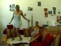 german twins sisters tits big masturbaiting fingering threesome blowjob ass