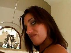 Cherie Interracial Anal BrunetteAnal Interracial Brunette