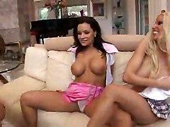 Shyla Stylez Lisa Ann Gina Lynn Lesbian Threesome Lesbian Big Boobs Porn Stars Toys
