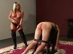 Femdom Whipping CaningOther Fetish Spanking