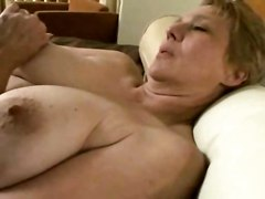 doggystyle riding mature teasing panties fingering big tits granny blowjob handjob shower bathroom couple