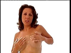 amateur homemade brunette big tits tight teasing milf bathroom shower wet oil rubbing pussy blowjob deepthroat handjob pussylicking fingering hardcore riding panties compilation close up toys dildo pov doggystyle cumshot