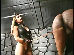Ruthless Vixens - Brutal Caning