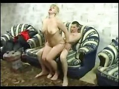 amateur russian old mom lady fucked hard by her son