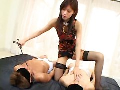 asian femdom stockings lingerie japanese bondage slave fetish panties teasing kissing masturbation blowjob orgy groupsex handjob doggystyle tight pussylicking brunette double blowjob hairy ass licking riding close up pov big tits orgasm cumshot facial swa