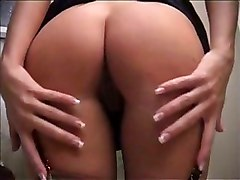 pornstar blonde big tits fingering masturbation solo