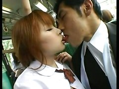 japanese public schoolgirl