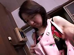 blowjob fingering mature asian hairypussy sextoys japanese jap