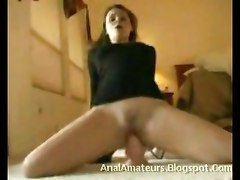 amateur solo girl dildo pussy masturbation