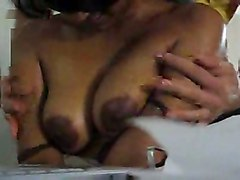 Amateur Black and Ebony Busty