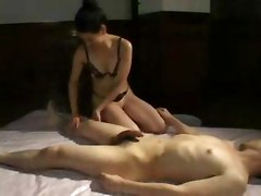 Asian Japanese Massage Fingering Facial Milf Oily