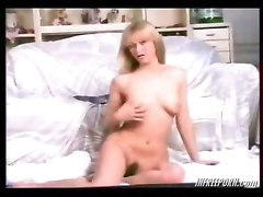 hot blonde hairy pussy webcam girl tits amateur