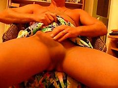 Masturbate In Pantyhose