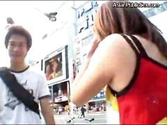 Outdoor Blowjob Asian Public Japanese Flashing Outside Exhibition BJ HJ Asian Public   Out Door