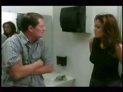 Kira Kener Bathroom Sex