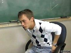 Teacher Needs Hot Pleasure