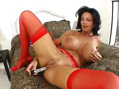 mature anal deauxma fit big tits