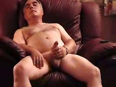 masturbation mature wank amateur handjob
