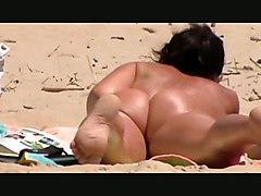 small tits ass public amateur homemade beach close up voyeur oil brunette outdoor tight