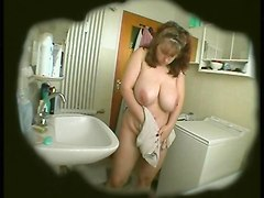 BBW Hidden Cams Masturbation