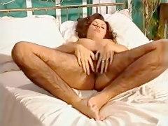 Hairy Masturbation