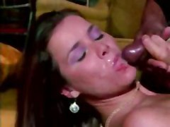 vintage hairy pussy hairy classic anal interracial black cock