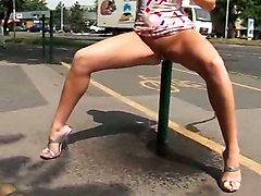 Pissing Peeing Piss Pee Teen Hungarian Straight Pubil Outdoors ExtremeTeens 18  Babes Piss Extreme