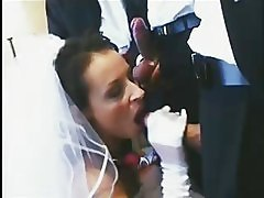 Uh Oh! Bride Fucks And Sucks Way Thru Entire Bridal Party On Wedding Night! Please Comment!