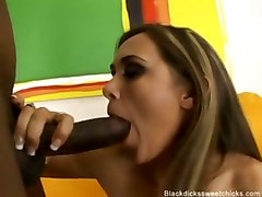 hardcore interracial blowjob deepthroat handjob pornstar big tits
