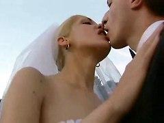 bride gangbang outdoor blowjob cumshots pussy licking