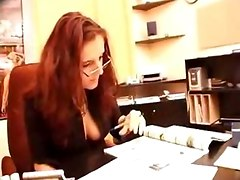 tight ass glasses anal red head reality blowjob handjob pussylicking tattoo natural doggystyle ass licking face fuck cumshot facial piercing office european russian pussylicking