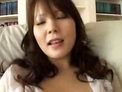 Asian Busty Cumshots