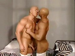 suck fuck hungarian gay bodybuilder muscle cell jail worship diesel prison bear randy jones win diezel jailhouse akos piros