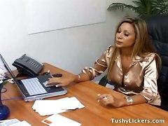 lesbian pussy office forced mistress assplay demi delia asslking