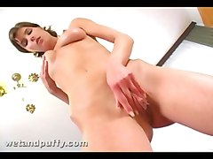  pov skinny european blowjob cumshot masturbation