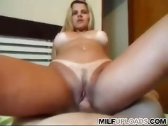 amateur homemade natural tattoo pov cumshot riding ass blonde big tits