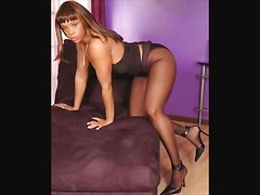 Black and Ebony Stockings