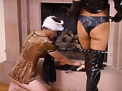 Femdom Spanking Strap Sissy Men Blonde Black Pvc Ass FucksOther Fetish Big Cock Extreme Spanking