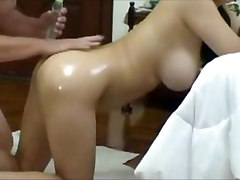 Big Titted Asian Girlfriend
