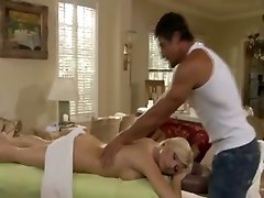 pussy licking piercing hardcore blonde massage