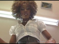 Misty Stone Feet Ass InstructionPOV Ass Feet
