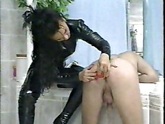 German Boots Leather Piss Anal InsertionAnal Other Fetish Classic Piss