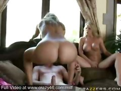 fucking hardcore boobs blonde milf threesome bigtits bigcock bigass pussyfucking