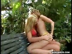 lesbian park public big ass big tits pussy outdoor