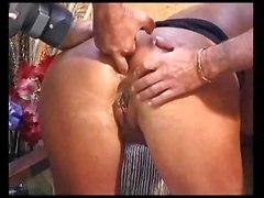 doggy style anal hardcore blowjob