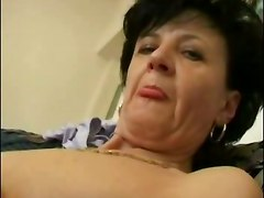 mature natural skinny blowjob 69 hardcore toys dildo orgasm couch pussylicking riding teasing striptease cumshot facial swallow