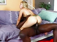 Black and Ebony Blondes Teens