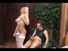 nurse stockings boots uniform fishnet nylon latex blonde blonde anal pornstar big tits big tits