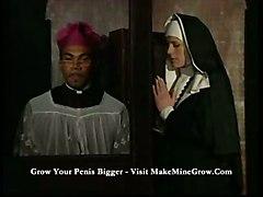 anal cumshot interracial blowjob pussyfucking nun