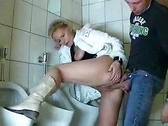 amateur homemade european blonde voyeur bathroom public rubbing kissing fingering blowjob face fuck hardcore doggystyle cumshot natural mature handjob panties